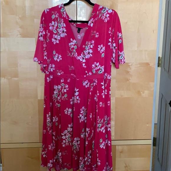 torrid Dresses & Skirts - GUC Size 2 Torrid Swing dress
